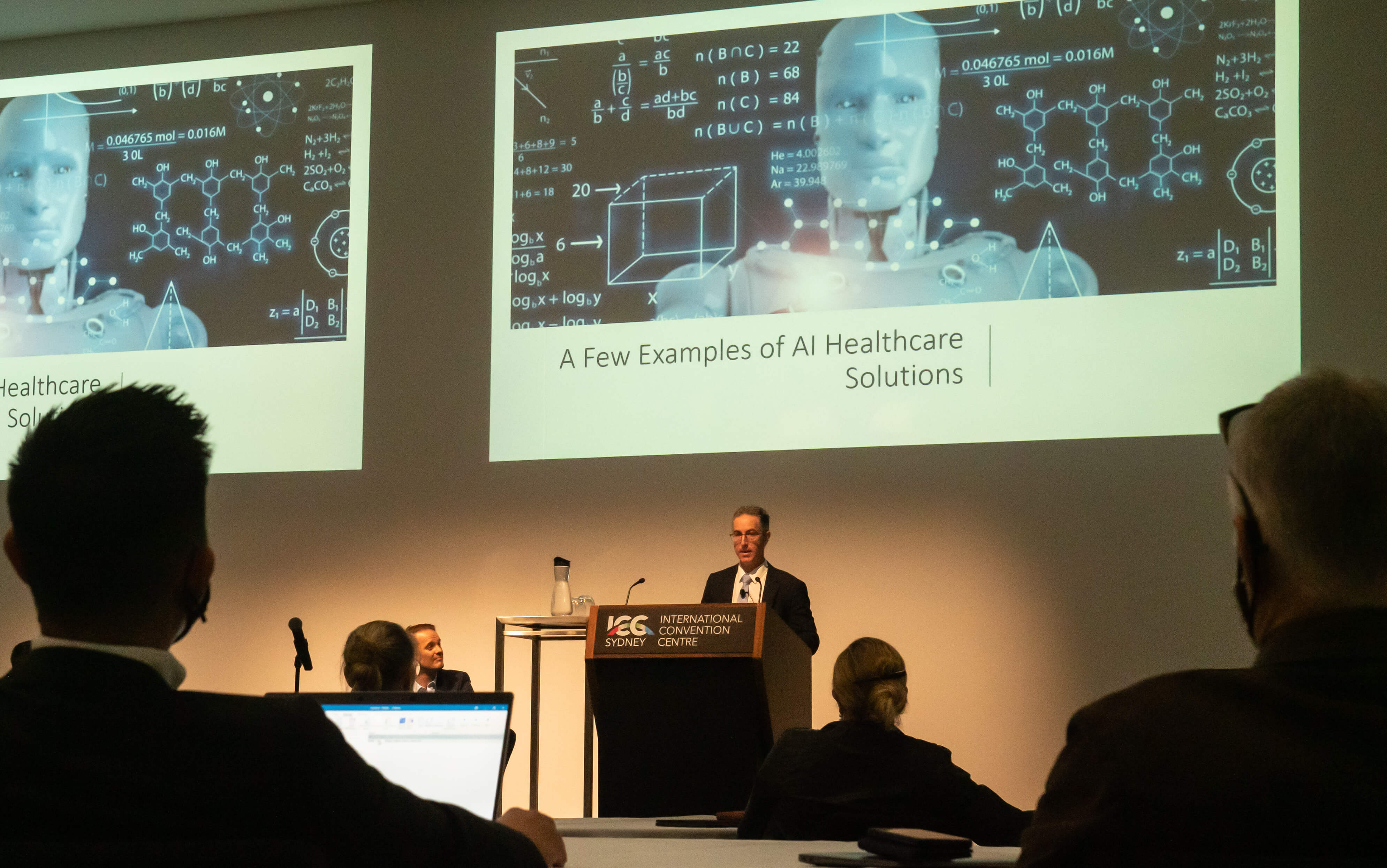 Artificial intelligence in Medicine: a presentation by Dr Granot